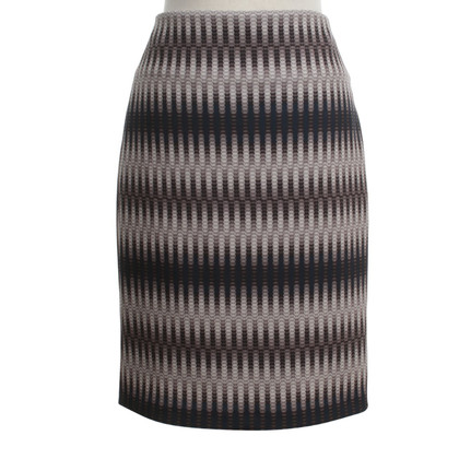 St. Emile skirt with pattern