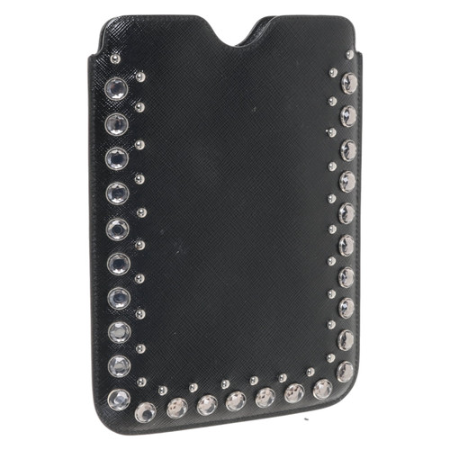8d8792448477 Prada Saffiano leather iPad Mini Case - Second Hand Prada Saffiano ...