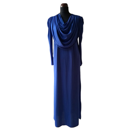 Oscar de la Renta Vintage dress in blue