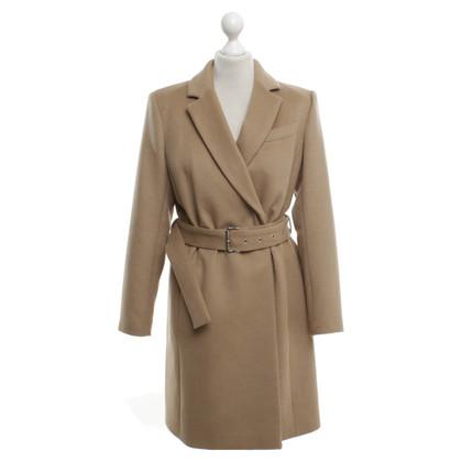Michael Kors Manteau en brun clair