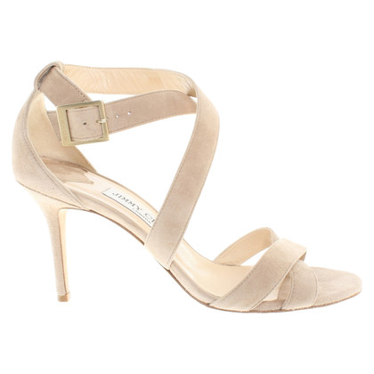 Jimmy Choo Sandali in Beige