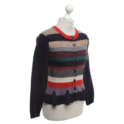 Marc by Marc Jacobs Cardigan with stripes pattern