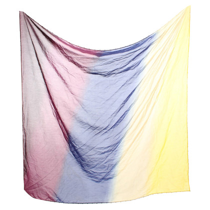 Paul Smith Scarf with color gradient