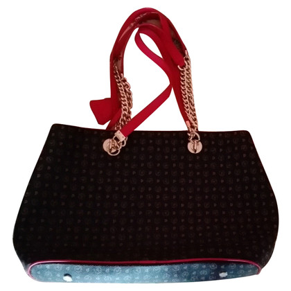Pollini Original Monogram shopper