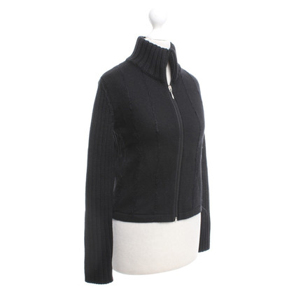 Versace Cardigan in black