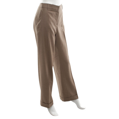 Brunello Cucinelli trousers in ocher