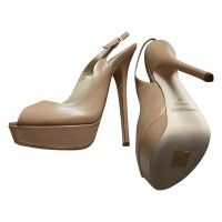 Jimmy Choo Peep-toes in nude
