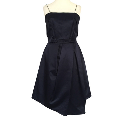 "Carven Abito ""Midnight Blue"""
