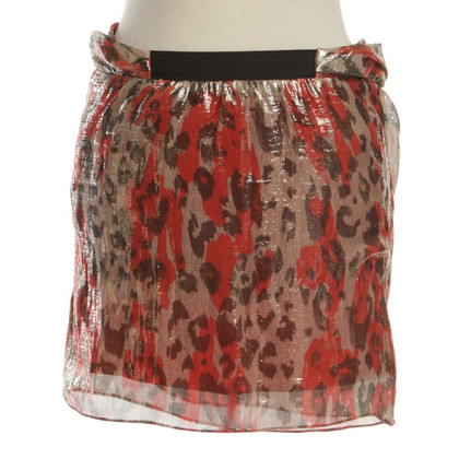 Lala Berlin Mini skirt with print