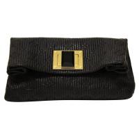 Louis Vuitton Black Altair clutch bag