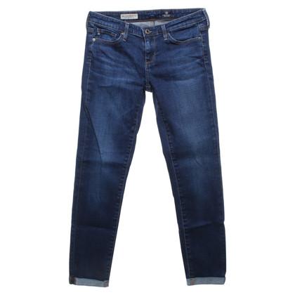 Adriano Goldschmied Skinny jeans in blauw