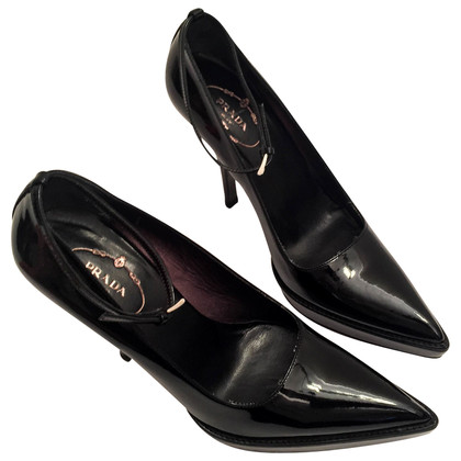 Prada Patent leather pumps