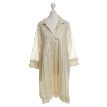 Diane von Furstenberg Bluse abito con volant
