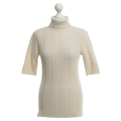 Céline Knitted sweater in cream