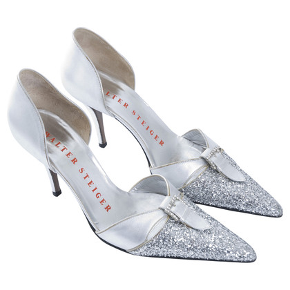 Walter Steiger Pumps in silver