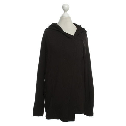 Helmut Lang Hooded jacket in black