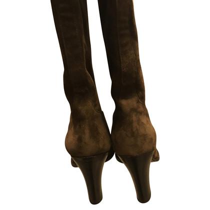Ralph Lauren knie laarzen