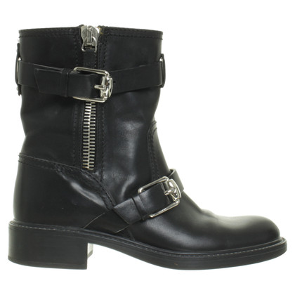 Gucci Biker boots in black