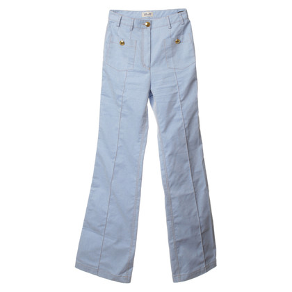 Baum und Pferdgarten Trousers in light blue
