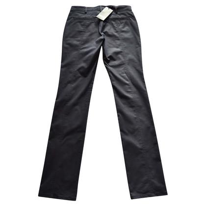 Escada Pantalone in blu scuro