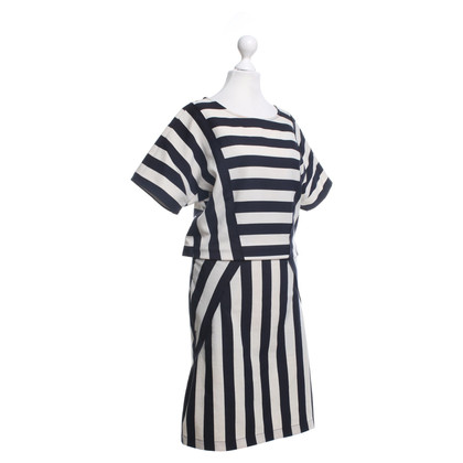 Marc by Marc Jacobs jurk Stripe