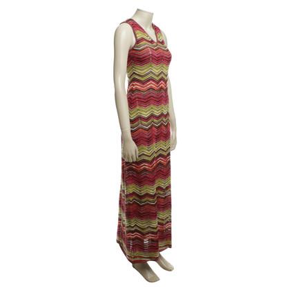 Missoni Vestito lungo colorato