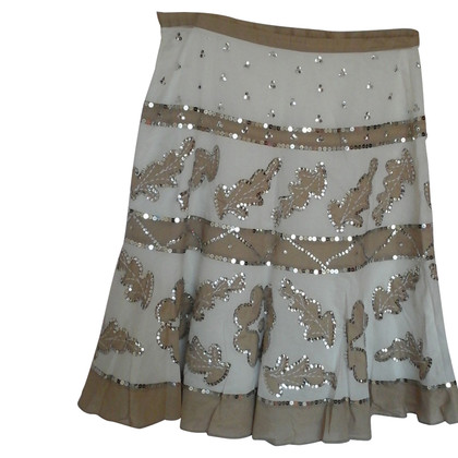 BCBG Max Azria Issued skirt