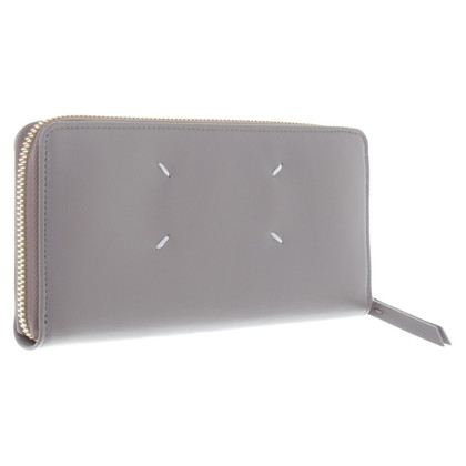 Maison Martin Margiela Wallet in taupe