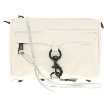 "Rebecca Minkoff ""Mini M.A.C."" in cream"