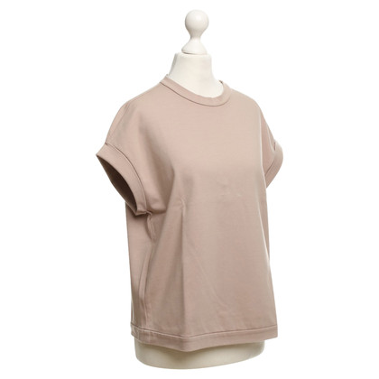 Brunello Cucinelli Katoenen shirt in beige