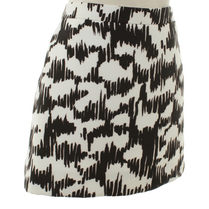 Balenciaga Mini skirt with print