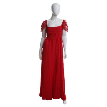Valentino Dress with gemstone trim