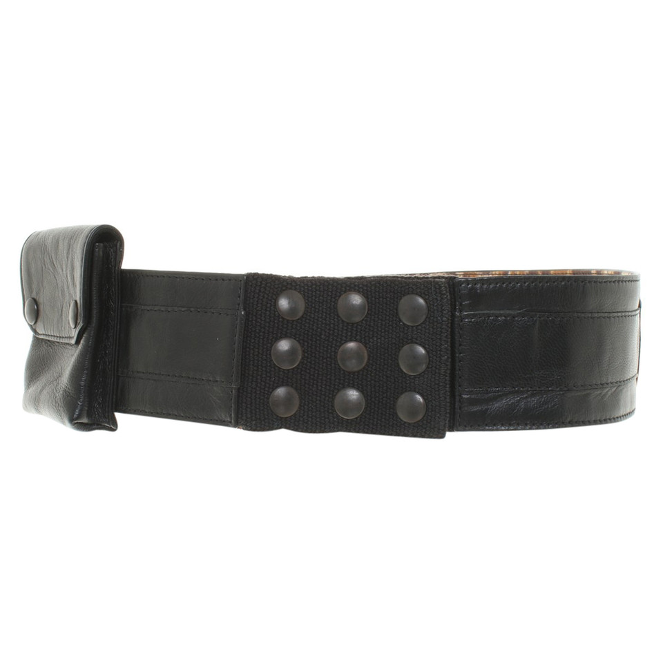 D&G Waist belt in black