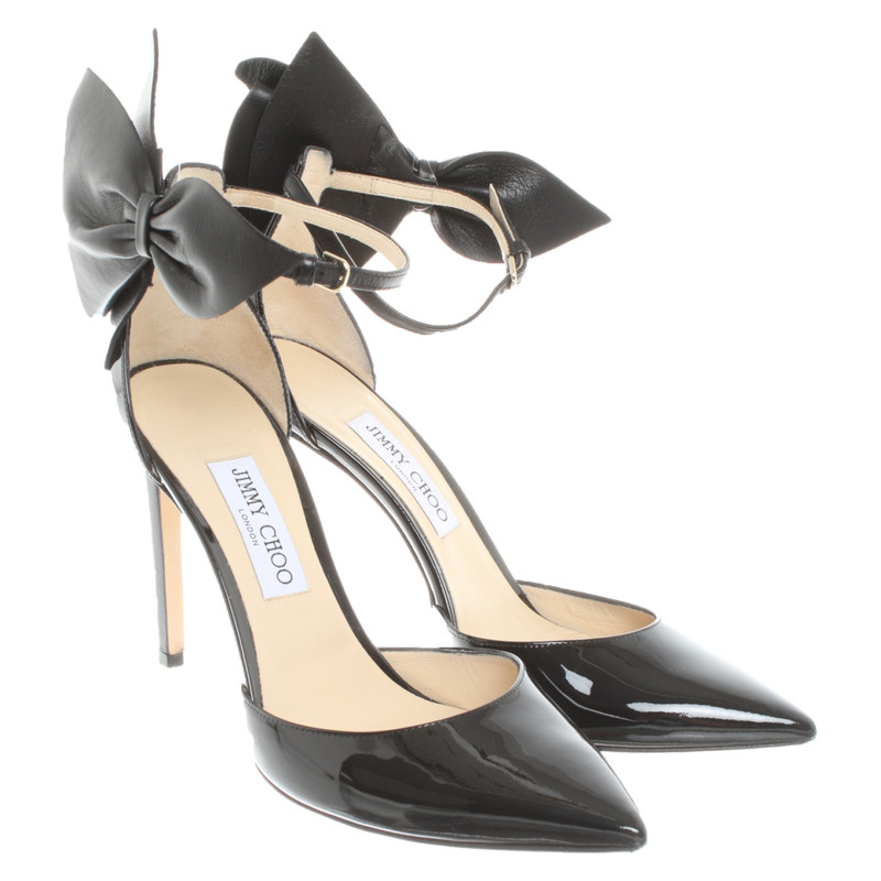 Jimmy Choo Sandals Patent leather in