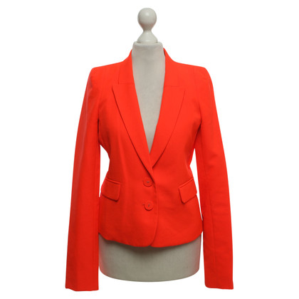 Juicy Couture Blazer in neon orange