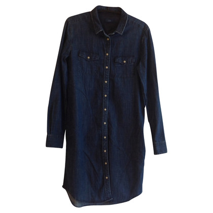 Closed Shirt jurk denim