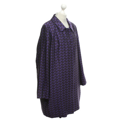 Marina Rinaldi Patterned coat