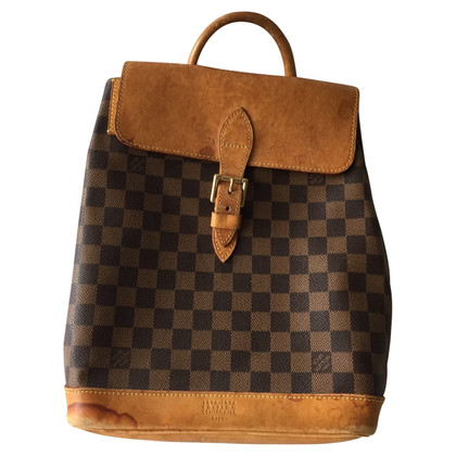 Louis Vuitton Arlequin Damier Ebene backpack