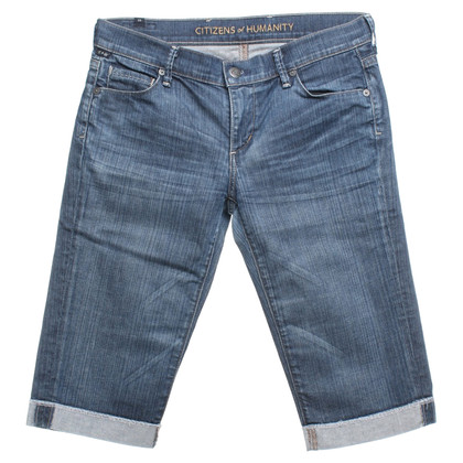 Citizens of Humanity Jeans in cotone bermuda