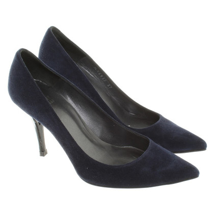 Stuart Weitzman Pumps in Blau