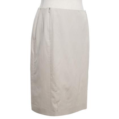 Giorgio Armani skirt in cream