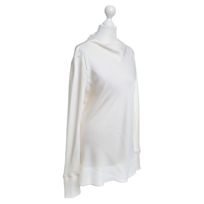 By Malene Birger Semi-transparante Silk Top