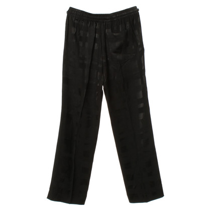 Joseph Trousers in black