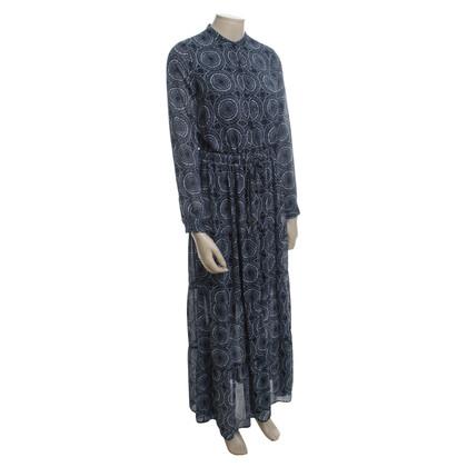 Michael Kors Long dress in blue