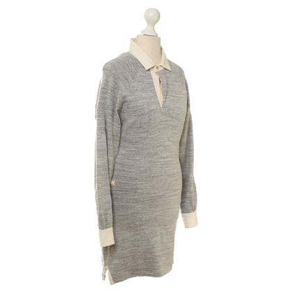 Isabel Marant Hemdkleid in Graumeliert