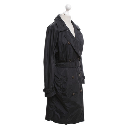 Borbonese Trenchcoat in dark blue