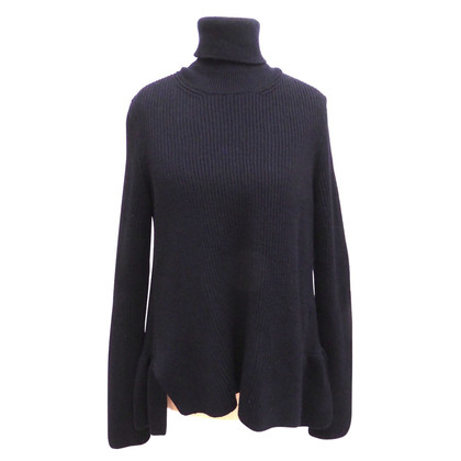 Valentino Knit sweater with flounce