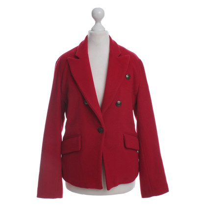 La Martina Blazer in red