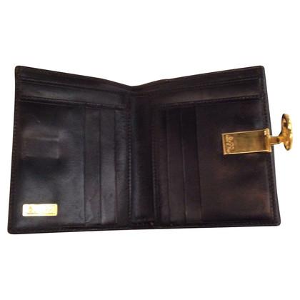 Gucci Portemonnaie aus Leder