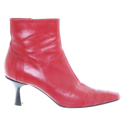 Other Designer Ankle boots in red